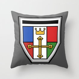 Voltron Chest Shield  Throw Pillow