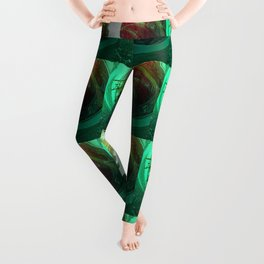 OUT OF CONTROL Leggings