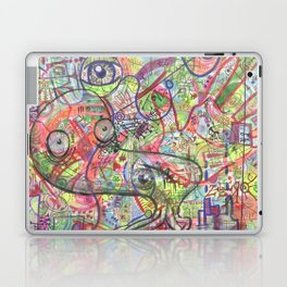 Basura Cerebro Laptop & iPad Skin