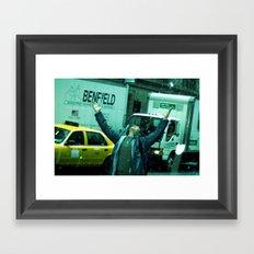 I LOVE NY - 02 Framed Art Print