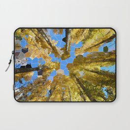 Virtual Forest Laptop Sleeve