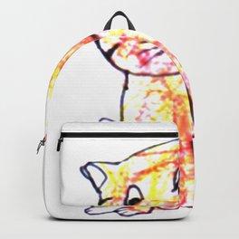 Kitten kay Backpack