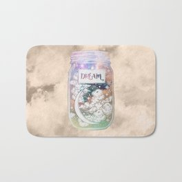 Dream Jar Bath Mat