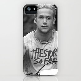Story So Ryan iPhone Case