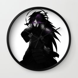 Clan Leader Wall Clock