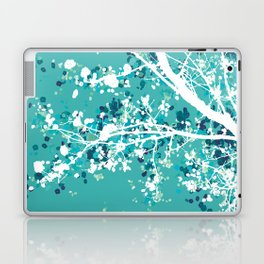 Carefree Days (mint edition) Laptop & iPad Skin
