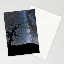 Star Tree Milky Way Stationery Cards
