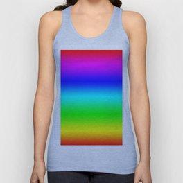 Blended Rainbow Unisex Tank Top