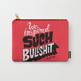 Inspired Bullshit Carry-All Pouch