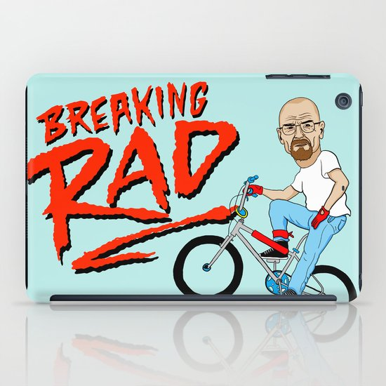 Breaking Rad iPad Case