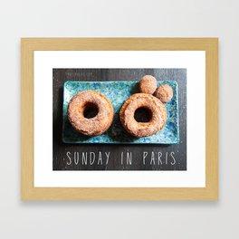Photo: Sunday in Paris (19 May 13) Framed Art Print