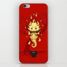 Dragon Tea iPhone Skin
