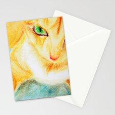 Mango Kitty Stationery Cards