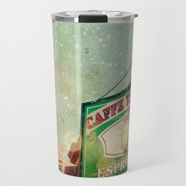 Caffe Trieste Travel Mug