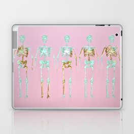 Spooky Skeletons Laptop & iPad Skin