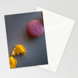 The Art of Food Macaron Crunch Stationery Cards