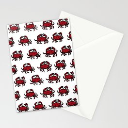 Crab Bay Stationery Cards