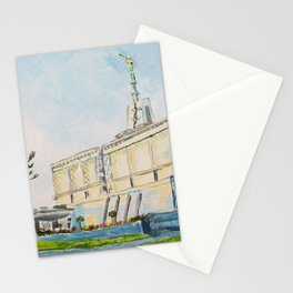 Mexico City DF LDS Temple Stationery Cards