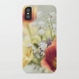 Cut through the Garden iPhone Case