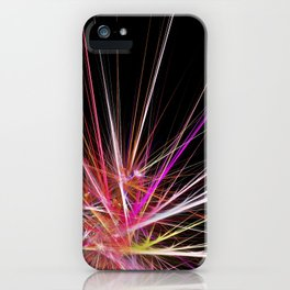 Spikes iPhone Case