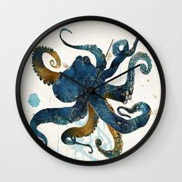 Underwater Dream III Wall Clock