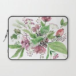 Floral festival Laptop Sleeve