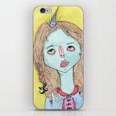 MI CUERNO iPhone & iPod Skin