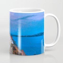 Santorini 7 Coffee Mug