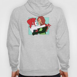 Harley Poison Ivy Gal Pals Hoody