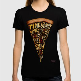 Pizza is Power T-shirt