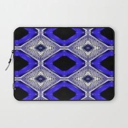 Purple Passion Pattern 2 Laptop Sleeve