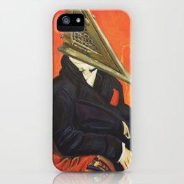 Baron Pyramid Head iPhone Case