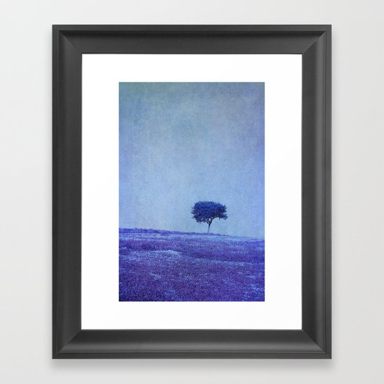 the dreaming tree Framed Art Print
