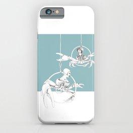 Weird & Wonderful: Crab Circus iPhone Case