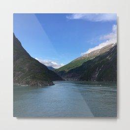 Beautiful Alaska Metal Print