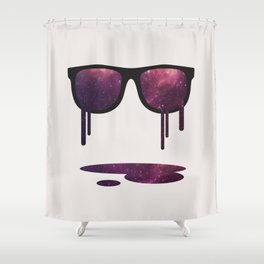 Expand Your Horizon Shower Curtain