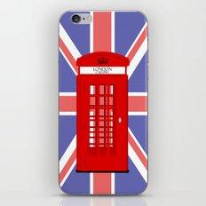 London Calling iPhone Skin