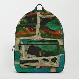 Block Wall Backpack
