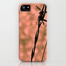Barbed iPhone (5, 5s) Slim Case