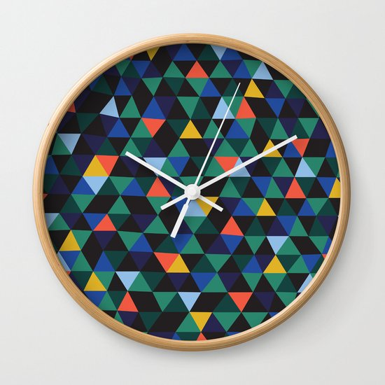 Old Hype Wall Clock