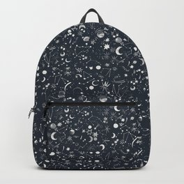 Astronomy Moon Constellation Space Planets Backpack