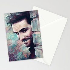 Captain's Grin Stationery Cards