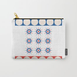 Tic Tac Toe - Towels & more Carry-All Pouch