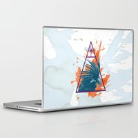 island Laptop & iPad Skins featuring Island by Last Call