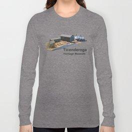 Delano & Ives Sash and Door Model Long Sleeve T-shirt