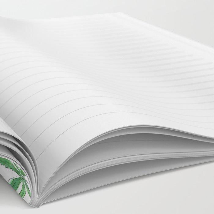 420 Leaves Notebook