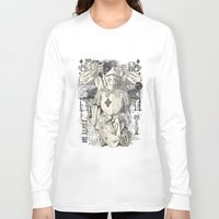 knight Long Sleeve T-shirts featuring Knight by Tshirt-Factory