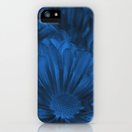 Midnight Blues iPhone Case
