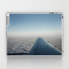Wing in the clouds Laptop & iPad Skin