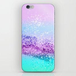 Unicorn Girls Glitter #14 #shiny #decor #art #society6 iPhone Skin